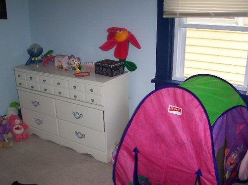 Maya's Room - Tent