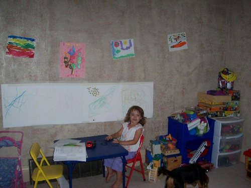 Play Room - Art Gallery