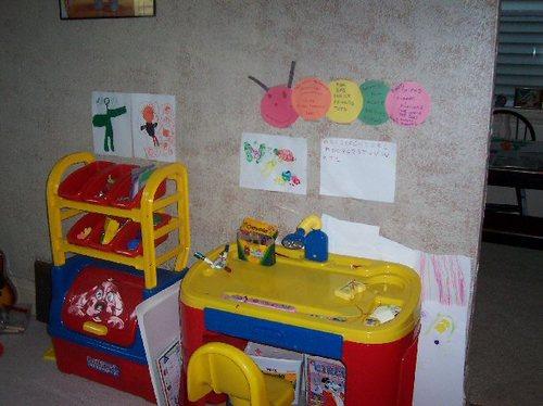 Playroom - Art Center